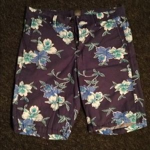 GAP Men's Floral Shorts 31